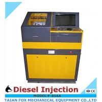 F-816A Common Rail Injector Test Bench(3KW/380V/3PHASE),glass tube shows injection volume Manufactures