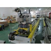 High Safety Robot Rail System For Polishing And Grinding Axis Up To 70m Manufactures