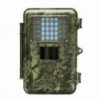 8MP Hunting/Scout Camera with 2.0-inch LCD and 940nM LED, Invisible LED at Day/Night Manufactures