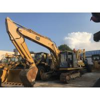 China Caterpillar E200B Used Cat Excavator 2012 With 5000MM Maximum Digging Height on sale