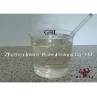 99% Purity Solvents Liquid Gamma Butyrolactone GBL Drug Colorless CAS 202-509-5 Manufactures