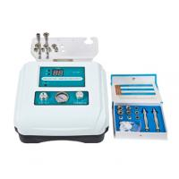 Body Rejuvenation Diamond Microdermabrasion Machine For Age Spots Treatment 0.03-0.5MHZ Manufactures