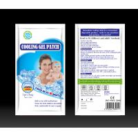 China China made very popular cooling gel patch on sale