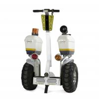 China EcoRider E8 Off Road Two Wheel Self Balancing Scooter Segway Police Patrol on sale