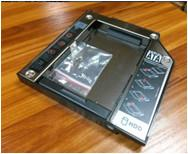 New Product IDE to IDE 2nd HDD Caddy For Hard Drive Optical Bay T40 T41 T41p T42 T43P X40 Manufactures