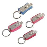 China High Speed Retractable 4G Promotional USB Flash Drive with Big Area Logo Print (MY-U092) on sale