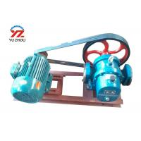 Belt Drive Connection Gear Oil Transfer Pump High Viscosity For Conveying Asphalt Manufactures
