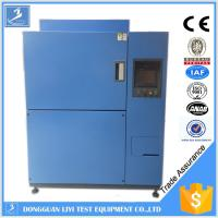 China Electronic Stainless Steel Cold Thermal Shock Test Chamber/ Environmental Chamber on sale