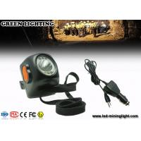 GL - 4.5C 234g 2PCS 3W Cree LED Mining Lamp , Electric Miners Lamp Hunting Camping Manufactures