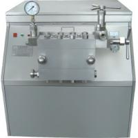 Quality HOMG Series High Pressure Homogenizer Machine With Super Long Service Life for sale