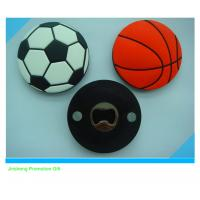 custom bottle opener with PVC coated Manufactures