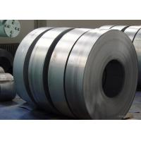 S355J0W S355J2W Steel Strip Coil , Black / Bright Surface Steel Sheet Coil Manufactures