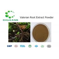China Valerian Root Plant Extract Powder Valeric Acid CAS 3569 10 6 on sale