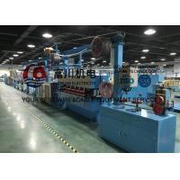 Fuchuan PVC Extrusion Machine , Wire Insulated And Sheathed Production Line Manufactures