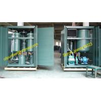 Emulsified Turbine Oil Filtration Machine,Turbine Oil Recycling Purifier, Oil Recondition Plant,breaking emusification, Manufactures