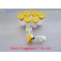 White Powder Growth Hormone Peptide HGH 176-191/HGH Fragment 176-191 CAS 120511-73-1 for Fat Burning and Muscle Growth Manufactures