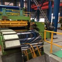 ASTM 240 SUS430 Stainless Steel Coil Slit PVC Coated / Hot Rolled 430 Stainless Steel 1250mm 1500MM Strips Manufactures