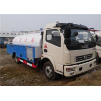 Dongfeng 4x2 Small Tanker Truck Trailer 5000L High Pressure Sewer Pump Truck Manufactures