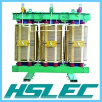 China SG(B)10series H Class Non-Encapsulated Dry-type Distribution transformers on sale