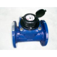 Detachable Woltman Water Meter , Magnetic Industrial Water Meter Manufactures