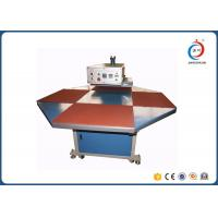 Automatic Four Station Heat Press Machine / Heavy Duty Sublimation Printing Equipment Manufactures