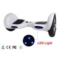 Small Size Two Wheel Self Balancing Electric Scooter Eco Friendly Manufactures