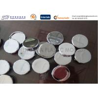 China PVC Chrome Plating Plastic Parts ABS Button Covers Gas Assisted Injection Molding Service on sale