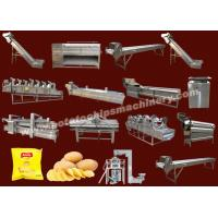 Automatic Potato Chips Plant Manufactures