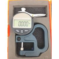 Gray color Dial thickness gauge 0~12.7mm / 0.5''  0.001mm/0.00005'' Manufactures