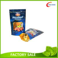 Strong Sealing Reclosable Plastic Bags , Stand Up Pouch Packaging Manufactures