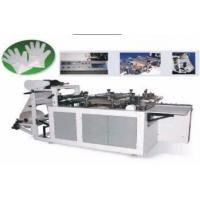 China Disposable Plastic Glove Making Machine on sale