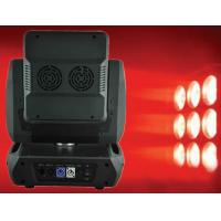 Fashion Club Mini LED Moving Head Light 9pcs 10w Rgbw DJ Moving Head Lamp Manufactures