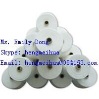 China Polyester Viscose Yarn 32s T/R Blended Yarn 35/65 on sale