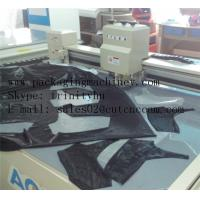fabric leather pattern making CNC cutter Manufactures