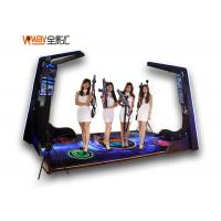 Amusement Virtual Reality Game Machine , Arcade Game Machine 1-4 Player Manufactures
