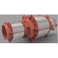 Corrugated Pressure Balanced Expansion Joint / Expansion Bellows For Pipes Manufactures