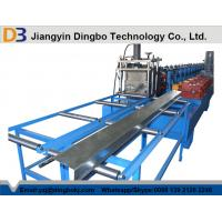 China Vacationland Steel Door Frame Manufacturing Machines With 380V / 50Hz / 3Phase on sale