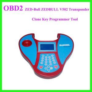 ZED-Bull ZEDBULL V502 Transponder Clone Key Programmer Tool Manufactures