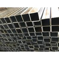 Square Rectangular Seamless Steel Pipe Material Grade ASTM A 500 Grade A Of Size 40x40x3mm Manufactures