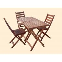 TF-9514 Wicker chair with round table Manufactures