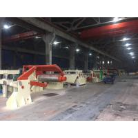Fast Speed Hot Or Cold Steel Slitting Lines , Automatic Steel Slitter Machine Manufactures