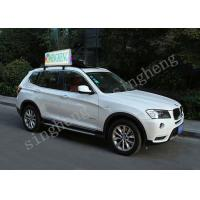 P5 Outdoor Advertising Taxi Screen Car Message Roof Sign For Taxi Top Display Manufactures
