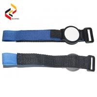 Buy cheap Passive Swimming Wristband ISO15693 RFID wristbands with factory price from wholesalers