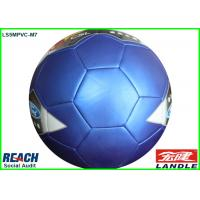 China Inflatable Leather Hand Made Official Match Soccer Balls for World Cup Training Soccer Bal on sale