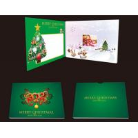Rechargeable LCD Invitation Card Paper Gift , TV & Movie Character Theme Manufactures