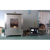 Stainless Steel Flammability Testing Equipment  Fireproof Coating Materials Manufactures