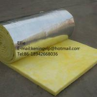 Glass wool blanket with Alumnium.foil  heat insulation building materials/glass wool Manufactures
