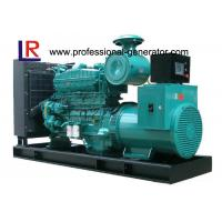 700 Open Type Diesel Generator With 1500 / 18000 RPM AC Three Phase , Electrical  Speed Governor Manufactures