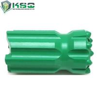 Retrac Drill Button Bit R38 Spherical/Ballistic Buttons dia64-89mm Drifting and Tunneling Manufactures