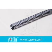 """3 / 8"""" To 4"""" GI Electrical Flexible Conduit And Fittings Steel Conduit Manufactures"""